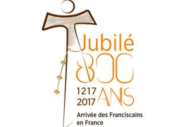 19 MARS #  jubilé, des 800 ans, de l'arrivée des Françiscain en France