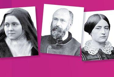 Mercredi 20 décembre # Les reliques de Sainte Thérèse de Lisieux et de ses parents Saints Louis et Zélie Martin viennent à votre rencontre