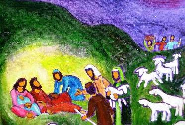 24 Décembre # Veillée de Noël, Messes & Repas Fraternel